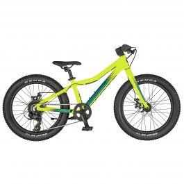 Biciclceta SCOTT Roxter 20 Galben/Cobalt/Blu (19)