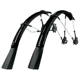 "Aripi SKS Raceblade Pro 28"" negru mat - set fata/spate"