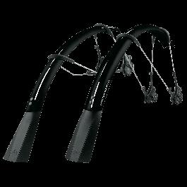 "Aripi SKS Raceblade Pro XL 28"" negru mat - set fata/spate"