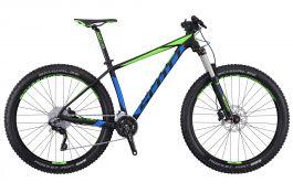 Bicicleta SCOTT Scale 720 Plus M Negru/Albastru/Verde 2016