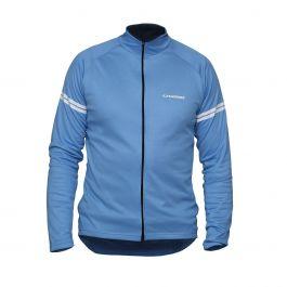 Bluza ciclism CROSSER RS-591 albastru M