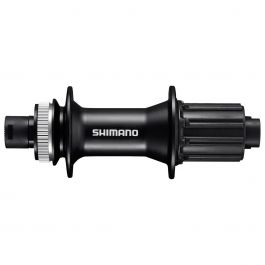 Butuc Spate SHIMANO Deore FH-MT400-B 32H 8/9/10/11 OLD 148 AX E-THRU 12MM