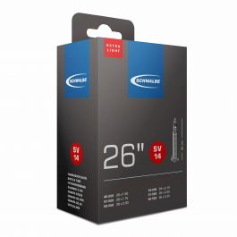 Camera SCHWALBE SV14 EXTRA LIGHT 26'' (40/60-559) EK 40mm