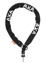 Incuietoare lant AXA RLC Plus 140cm/5.5 mm negru