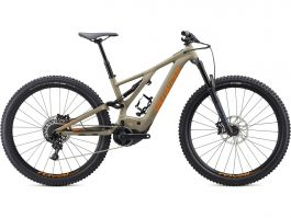 Bicicleta SPECIALIZED Turbo Levo Comp Taupe/Voodoo Orange M