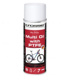 Lubrifiant CROSSER My Bike Multi Oil with PTFE 400ml aerosol