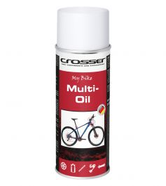 Lubrifiant CROSSER My Bike Multi Oil 400ml aerosol