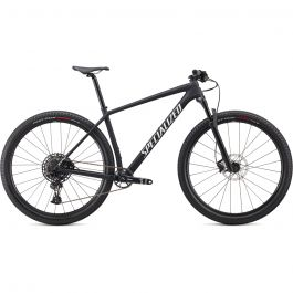 Bicicleta SPECIALIZED Epic Hardtail 29'' - Satin Black/White M