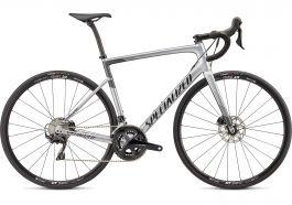 Bicicleta SPECIALIZED Tarmac Disc Sport - Gloss Light Silver/Charcoal/Tarmac Black 54