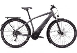 Bicicleta SPECIALIZED Turbo Vado 3.0 - Charcoal/Black/Liquid Silver M
