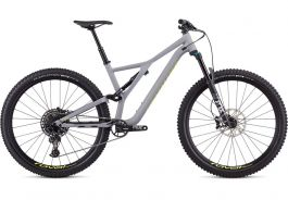Bicicleta SPECIALIZED Stumpjumper Comp Alloy 29 Satin Cool Grey/Team Yellow M