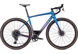 Bicicleta SPECIALIZED S-Works Diverge - SRAM eTap AXS - Gloss Chameleon-Sunset Chameleon Fade/Holographic Black Clean 48