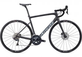Bicicleta SPECIALIZED Tarmac Disc Comp - Satin Carbon/Black/Black Reflective 58