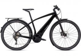 Bicicleta SPECIALIZED Turbo Vado 5.0 Step-Through - Black/Black/Liquid Silver L