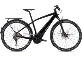Bicicleta SPECIALIZED Turbo Vado 5.0 - Black/Black/Liquid Silver L