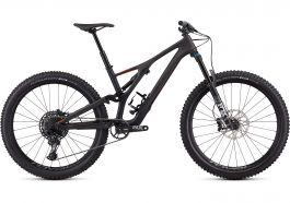 Bicicleta SPECIALIZED Stumpjumper Comp Carbon 27.5'' - Satin Carbon/Rocket Red S