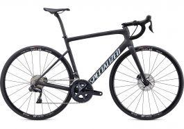 Bicicleta SPECIALIZED Tarmac Disc Comp - Ultegra DI2 - Satin Carbon/Black/Black Reflective 58