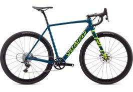 Bicicleta SPECIALIZED Crux Expert - Gloss Dusty Turquoise/Hyper 49