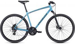Bicicleta SPECIALIZED Crosstrail - Hydraulic Disc - Gloss Nice Blue/Black/Black Reflective XL
