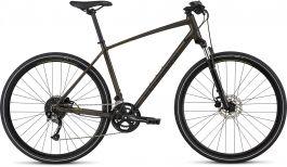 Bicicleta SPECIALIZED Crosstrail Sport - Rainbow Flake Black Tint/Nearly Black/Hyper Reflective M