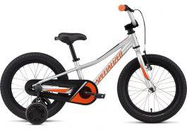 Bicicleta SPECIALIZED Riprock Coaster 16 Light Silver/Moto Orange/Black 7