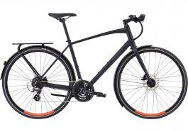 Bicicleta SPECIALIZED Men's Sirrus EQ - Black Top LTD - Satin Cast Black/Rocket Red L