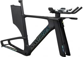 Modul SPECIALIZED S-Work Shiv Disc Module - Satin Carbon/Gloss Holographic Foil L