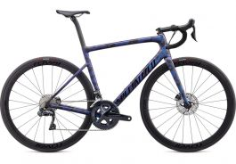 Bicicleta SPECIALIZED Tarmac Disc Expert - Satin Black/Chameleon/Gloss Tarmac Black 61