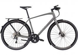 Bicicleta SPECIALIZED Men's Sirrus Elite EQ - Black Top LTD - Satin Sterling Grey/Black XXL