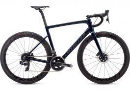 Bicicleta SPECIALIZED Tarmac Pro Disc - SRAM eTap - Gloss Teal Tint/Black Reflective/Clean 52
