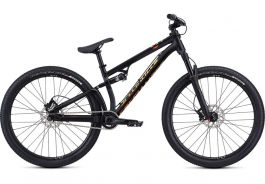 Bicicleta SPECIALIZED P.Slope - Satin Gloss Black/Jet Fuel 22.5 TT