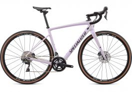 Bicicleta SPECIALIZED Diverge Comp - Gloss/Satin UV Lilac/Black/Hyper-Dusty Lilac Camo 52