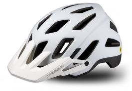 Casca SPECIALIZED Ambush Comp MIPS with ANGi - White/Black M