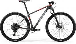 Bicicleta MERIDA Big.Nine 3000 L Negru|Rosu 2020