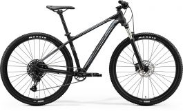 Bicicleta MERIDA Big.Nine 400 XL Negru|Argintiu 2020
