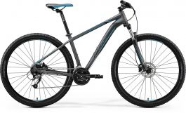 Bicicleta MERIDA Big.Nine 40 XL Gri|Albastru 2020