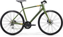Bicicleta MERIDA Speeder 100 XL Verde|Verde 2020