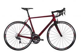 Bicicleta CORRATEC CCT Team 105 Burgundy / Black 570mm/XL