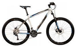 "Bicicleta CORRATEC MTB X-VERT MOTION LITE 27.5"" Alb/Negru/Albastru 440mm"