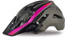 Casca SPECIALIZED Ambush Comp Gloss - Acid Pink/Linear Fade M