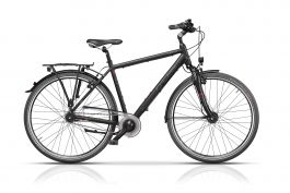 "Bicicleta CROSS Citerra Man 28"" Negru/Gri 480mm"