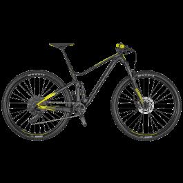Bicicleta SCOTT Spark 970 Negru/Gri/Galben XL 2020