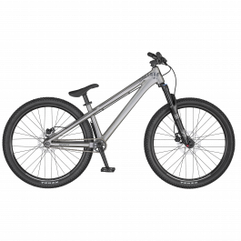 Bicicleta SCOTT Voltage YZ 0.1 Argintiu/Negru 660 2020