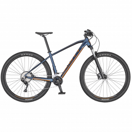 Bicicleta SCOTT Aspect 920 Albastru/Auriu M 2020