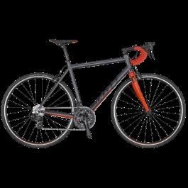 Bicicleta SCOTT Speedster 50 Gri/Negru/Rosu S 2020
