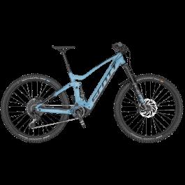 Bicicleta SCOTT Genius eRide 910 Albastru/Negru S 2020