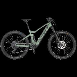Bicicleta SCOTT Genius eRide 920 Verde/Negru M 2020 (TEST)