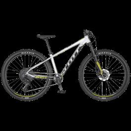 Bicicleta SCOTT Scale 710 Gri/Negru/Galben XS 2020