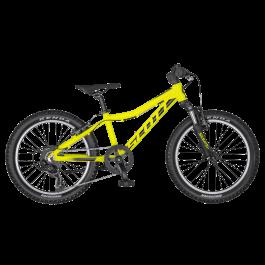 Bicicleta SCOTT Scale 20 Galben/Negru 2020