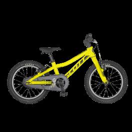 Bicicleta SCOTT Scale 16 Galben/Negru 2020